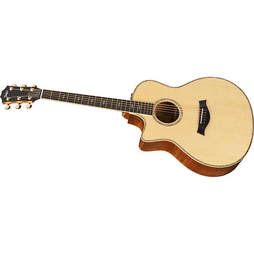 Taylor K16ce Left-Handed Grand Symphony Acoustic-Electric Guitar
