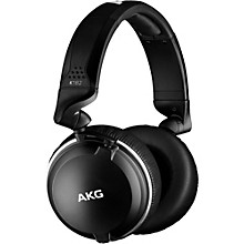 Open Box AKG K182 Professional Closed-Back Monitor Headphones