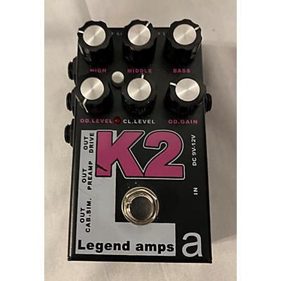 AMT Electronics K2 Effect Pedal