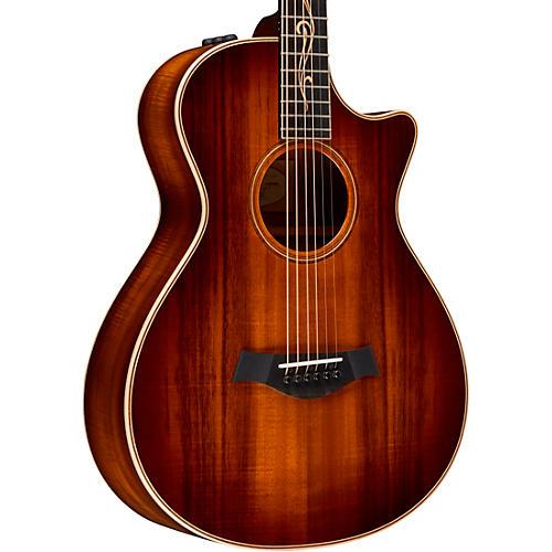 Taylor K22ce 12-Fret Grand Concert Acoustic-Electric Guitar