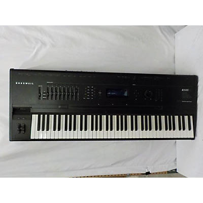 Kurzweil K2500S Keyboard Workstation