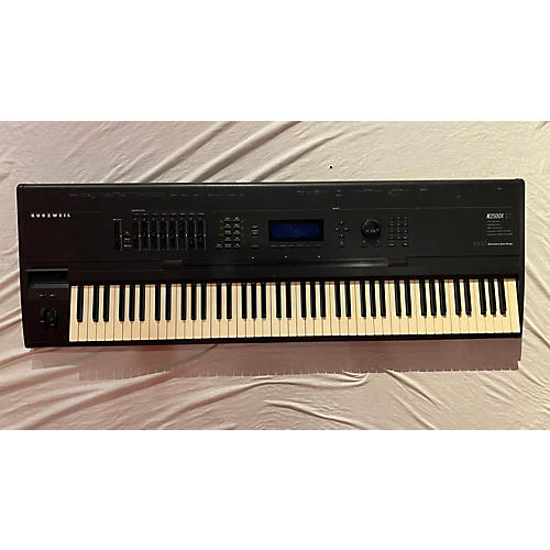 Kurzweil K2500X Keyboard Workstation