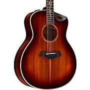 K26ce Grand Symphony Acoustic-Electric Guitar Shaded Edge Burst