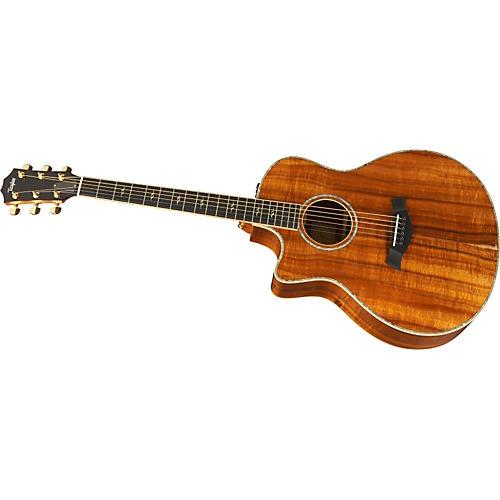 Taylor K26ce Left-Handed Grand Symphony Acoustic-Electric Guitar