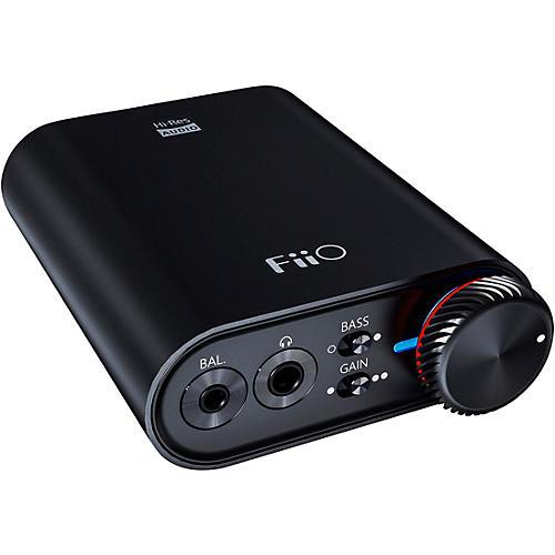FiiO K3 USB DAC and Headphone Amplifier Condition 1 - Mint Black