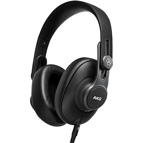 AKG K361 Closed Back Studio Headphones Black