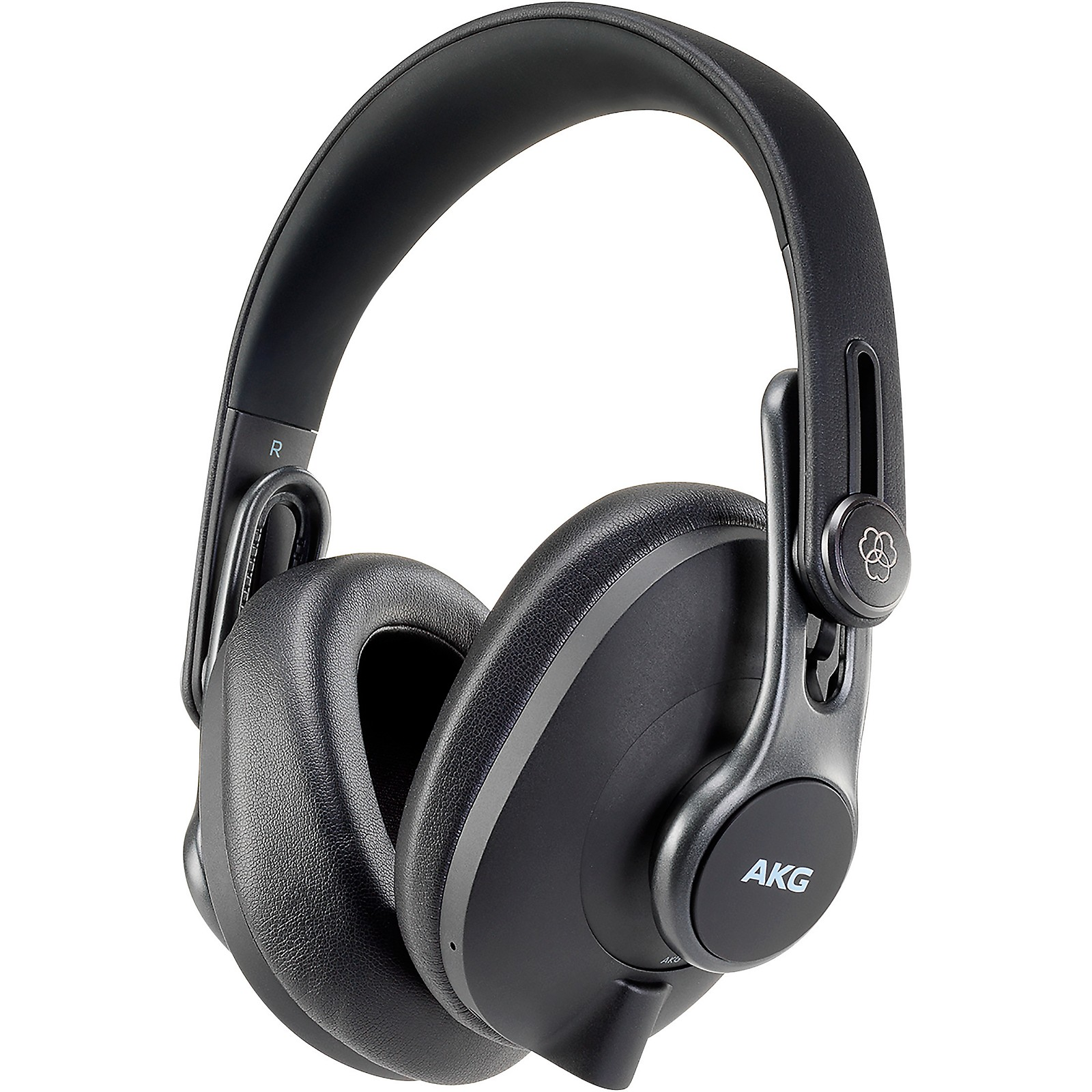 AKG K371-BT Over-Ear, Closed-Back Foldable Studio Headphones with Bluetooth