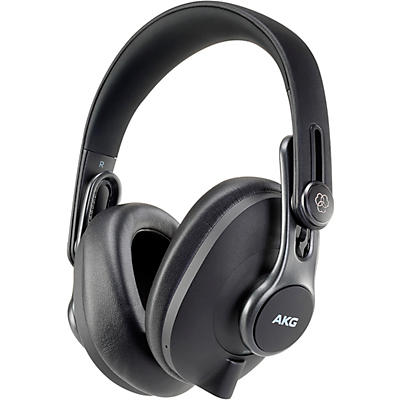 AKG K371-BT Over-Ear, Closed-Back Foldable Studio Headphones with Bluetooth