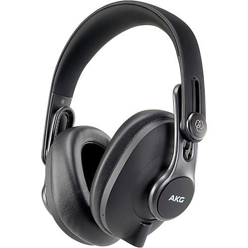 AKG K371-BT Over-Ear, Closed-Back Foldable Studio Headphones with Bluetooth Black