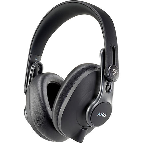 AKG K371-BT Over-Ear, Closed-Back Foldable Studio Headphones with Bluetooth Condition 1 - Mint Black