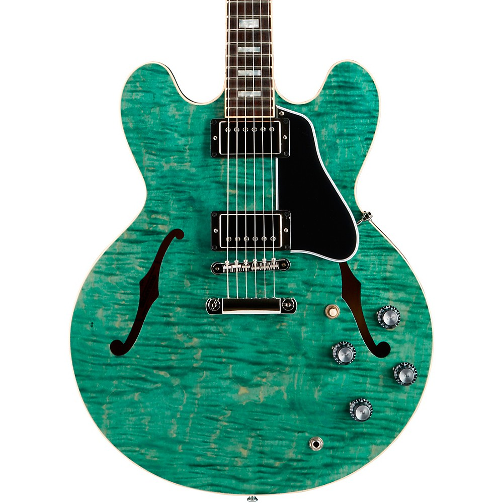 Gibson Hollow & Semi-Hollow Body Electric Guitars