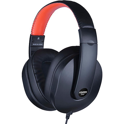 Used Fostex Tx-2 Closed-Back Studio Headphones