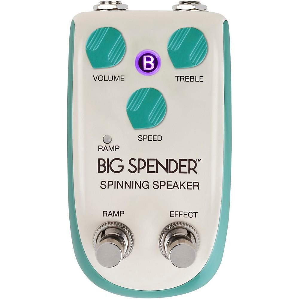 Danelectro Billionaire Big Spender Spinning Speaker Effects Pedal