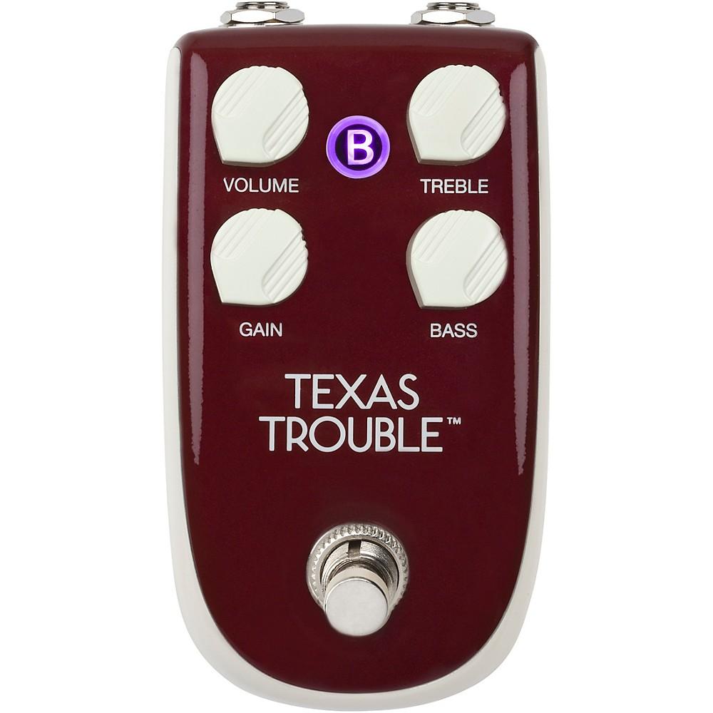 Danelectro Billionaire Texas Trouble Overdrive Effects Pedal