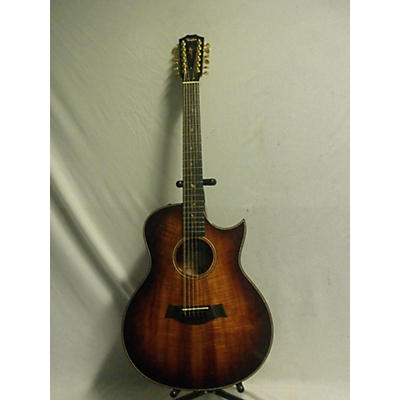 Taylor K66CE 12 String Acoustic Electric Guitar