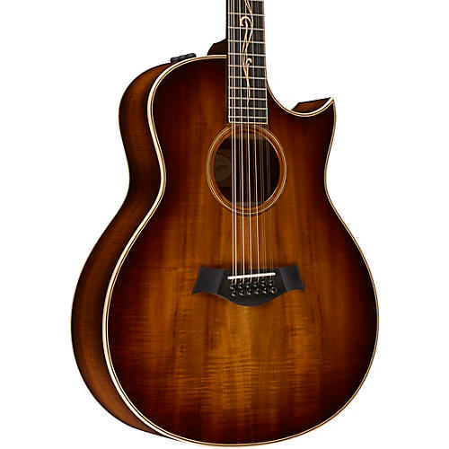 Taylor K66ce 12-String Grand Symphony Acoustic-Electric Guitar