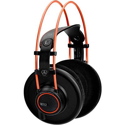 AKG K712 Pro Open Over Ear Mastering Referencing Headphones