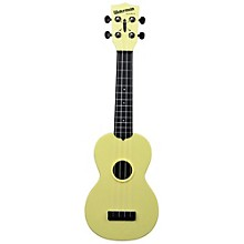 KA-SWB Waterman Soprano Ukulele Pale Yellow