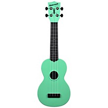 KA-SWB Waterman Soprano Ukulele Sea Foam Green