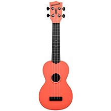 KA-SWB Waterman Soprano Ukulele Tomato Red