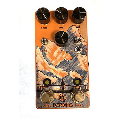 Walrus Audio KANGRA Effect Pedal
