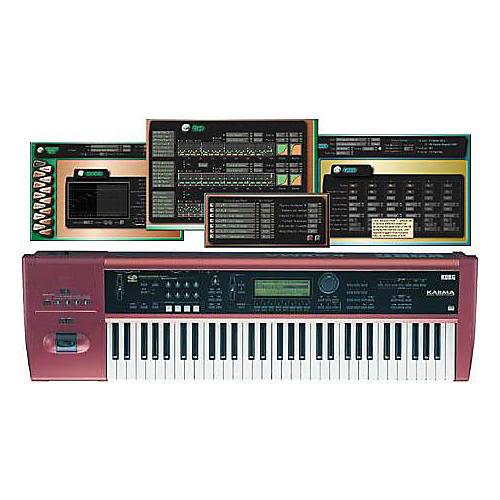 korg karma workstation performance keyboard musician 39 s friend. Black Bedroom Furniture Sets. Home Design Ideas