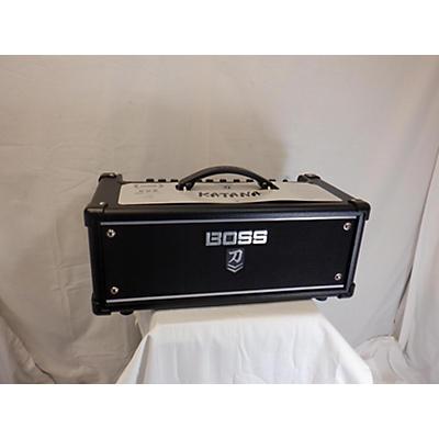 BOSS KATANA KTN-hEAD MKII Solid State Guitar Amp Head