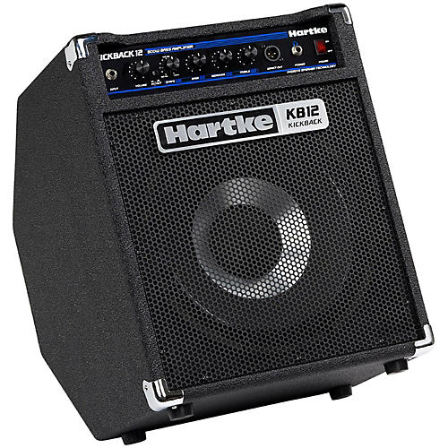 Hartke Kb12 Kickback 500w 1x12 Bass Combo Amp Musician S
