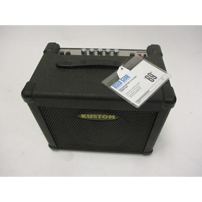Kustom KBA-16 1X8 Bass Combo Amp