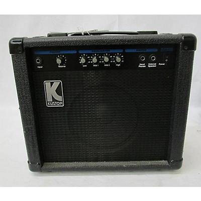 Kustom KBA20 Bass Combo Amp