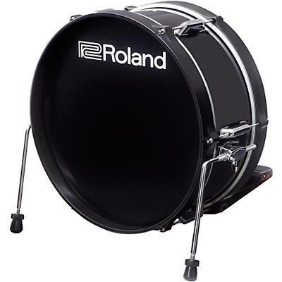 Roland KD-180L-BK V-Drums Acoustic Design 3 Series Kick Drum Pad