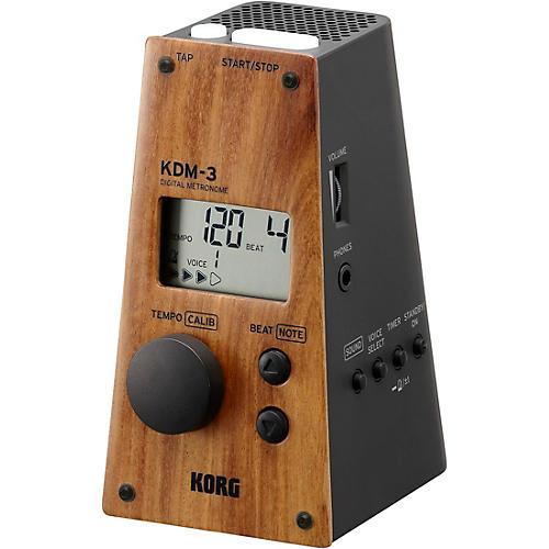 Korg KDM3WDBK Digital Metronome