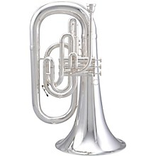 KEN Series Marching Bb Euphonium Silver