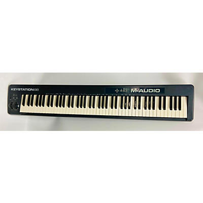 M-Audio KEYSTATION 88 MIDI Controller