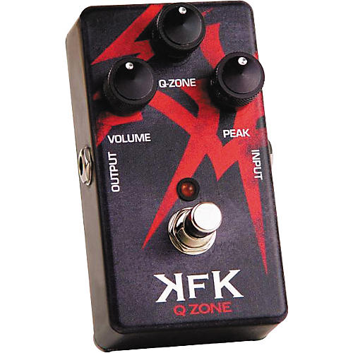 Dunlop KFKQZ1 Kerry King Limited Edition Q Zone Guitar Effects Pedal