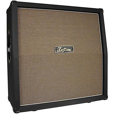 Kustom KG412 120W 4x12 Slanted Guitar Speaker Cabinet