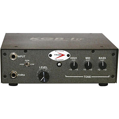 A Designs KGB 1tf Instrument Pre Amplifier
