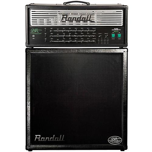 Randall KH103 Kirk Hammett Signature 120W Tube Guitar Amp Half Stack