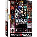 Eurographics KISS Discography Collage Puzzle thumbnail