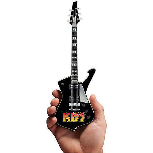 Iconic Concepts KISS (Logo) Officially Licensed Miniature Guitar Replica