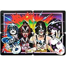 Entertainment Earth KISS Unmasked - Drink Coaster Set of 4