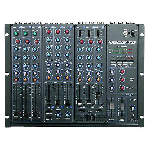 VocoPro KJM-7900 PLUS DJ & KJ Karaoke Mixer