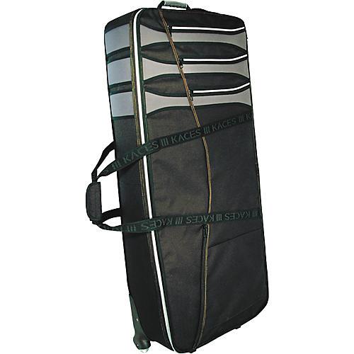 Musician's Friend KKP-9KB 61-Key Oversized Wheeled Soft Case
