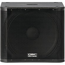 Open Box QSC KLA181 Active Line Array Subwoofer