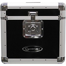 """Open BoxOdyssey KLP2BLK Stackable Record Utility Case for 12"""" Vinyl Records and LPs"""