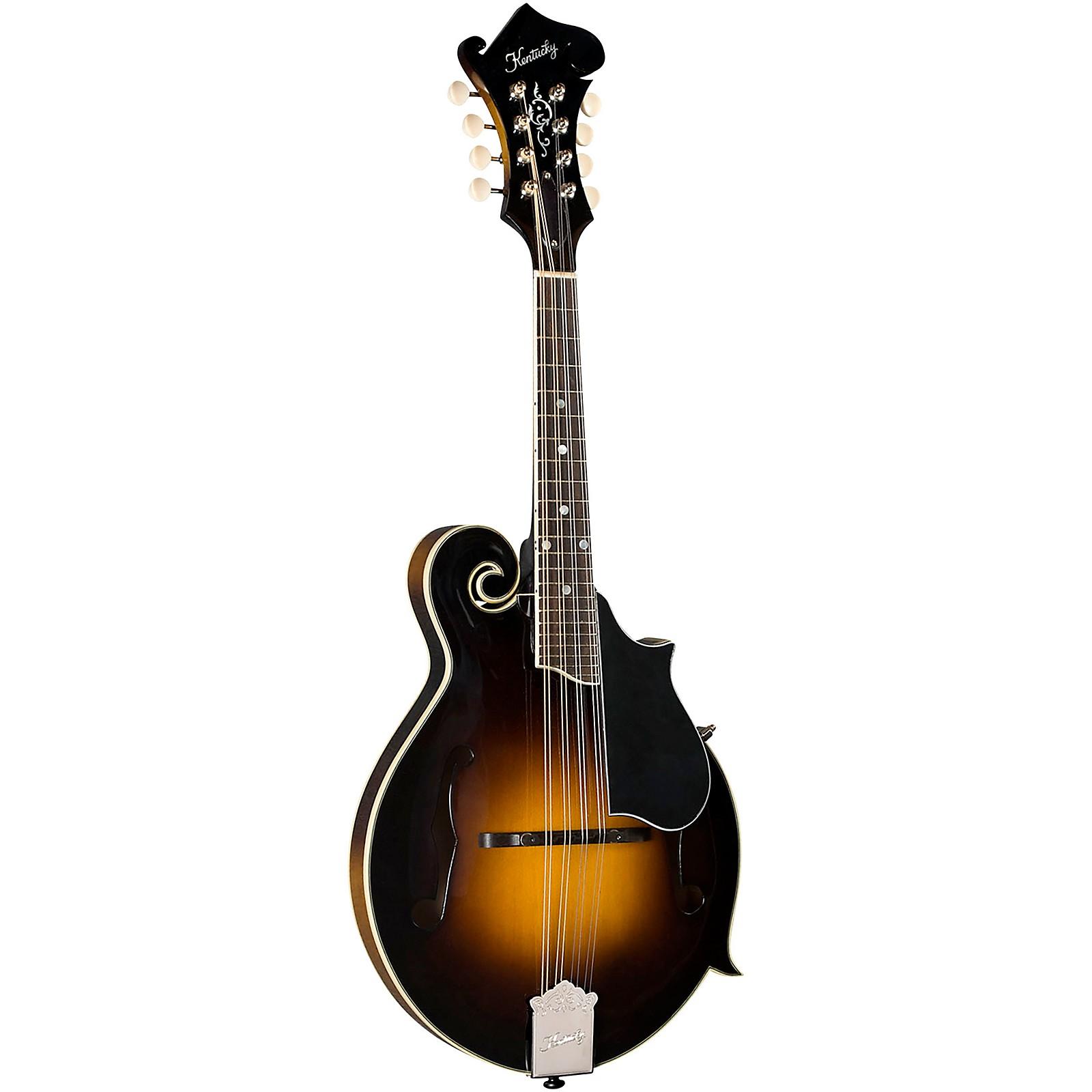 Kentucky KM-750 Deluxe F-model Mandolin