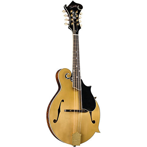 Kentucky KM-858 Artist F-model Mandolin Gold Top