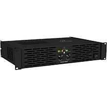 Open BoxBehringer KM750 Professional 750W Stereo Power Amplifier with ATR
