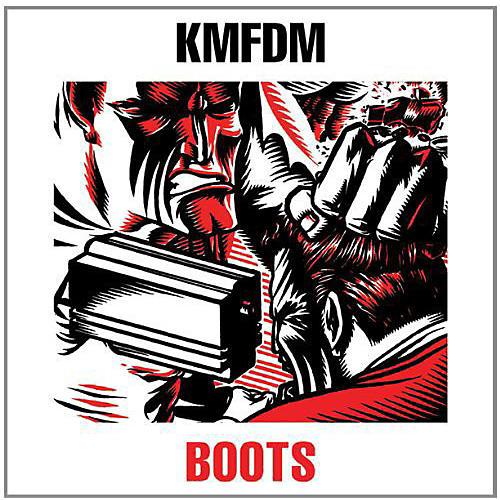 Alliance KMFDM - Boots