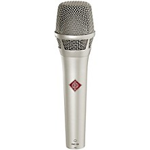 Open Box Neumann KMS 104 Handheld Vocal Condenser Microphone